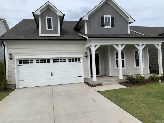 112 Sweet Vine Way, Holly Springs, NC 27540 (#2408957) :: Rachel Kendall Team