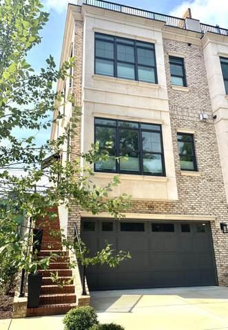 2111 Glover Lane #101, Raleigh, NC 27605 (#2408966) :: Scott Korbin Team