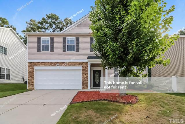 2349 Lazy River Drive, Raleigh, NC 27610 (#2408993) :: The Blackwell Group