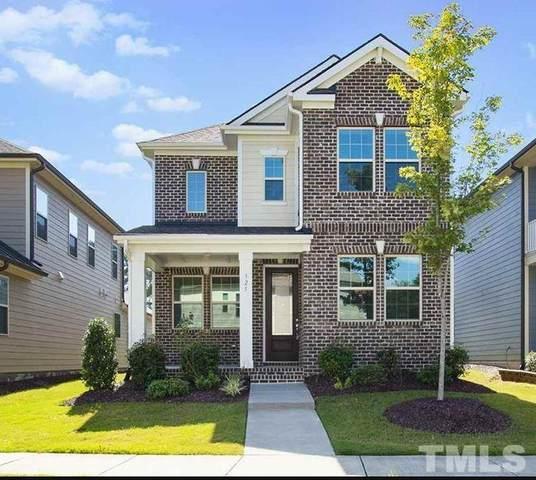 325 Liberty Hill Pass, Morrisville, NC 27560 (#2409012) :: Dogwood Properties