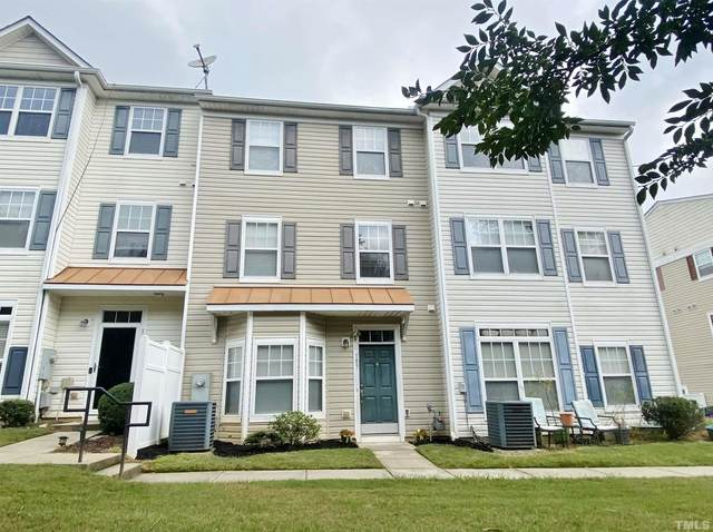 2210 Valley Edge Drive #103, Raleigh, NC 27614 (MLS #2409016) :: On Point Realty
