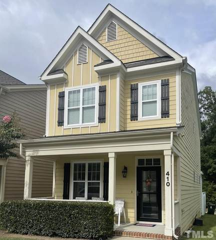 410 Evening Star Drive, Apex, NC 27502 (MLS #2409019) :: On Point Realty