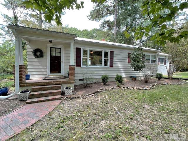 320 Barclay Road, Chapel Hill, NC 27516 (#2409040) :: Southern Realty Group