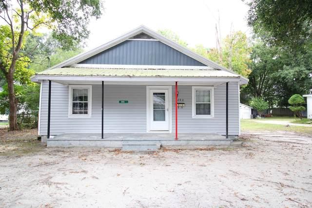203 N Center Street, Selma, NC 27576 (#2409049) :: Log Pond Realty