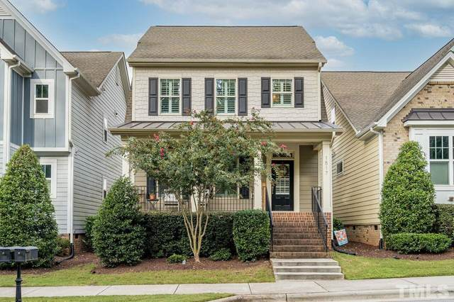 1517 Fullerton Place, Raleigh, NC 27607 (#2409061) :: The Blackwell Group