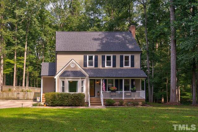 1001 Jumper Drive, Wake Forest, NC 27587 (#2409086) :: The Blackwell Group