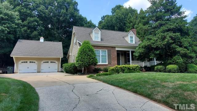 1940 Wilton Circle, Raleigh, NC 27615 (MLS #2409090) :: On Point Realty