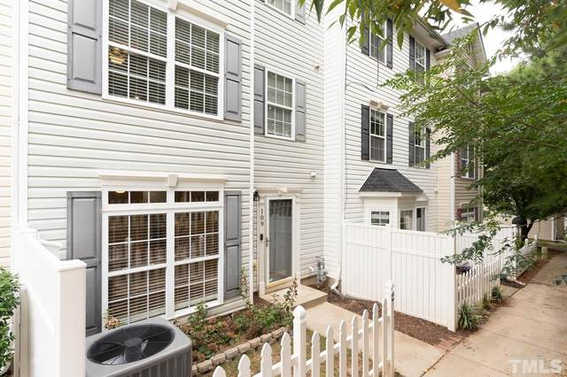 3021 Barrymore Street #109, Raleigh, NC 27603 (#2409107) :: The Tammy Register Team