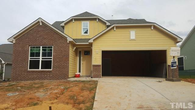 60 Bramblewood Drive, Youngsville, NC 27596 (#2409129) :: Marti Hampton Team brokered by eXp Realty