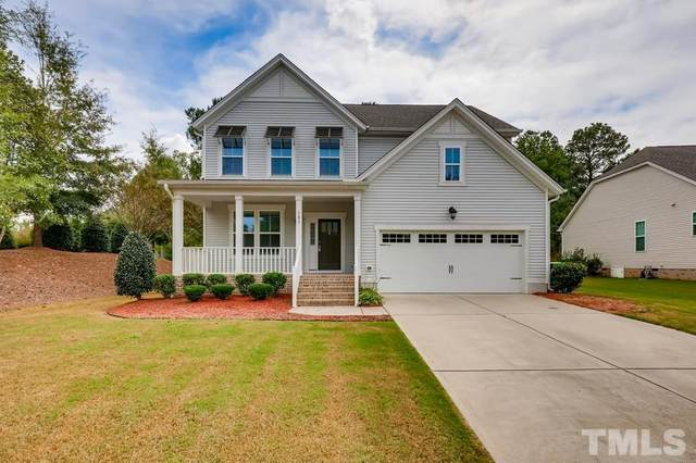 101 Bayham Drive, Holly Springs, NC 27540 (#2409133) :: Southern Realty Group