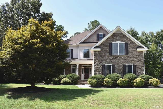 5149 Dove Forest Lane, Apex, NC 27539 (#2409136) :: Bright Ideas Realty