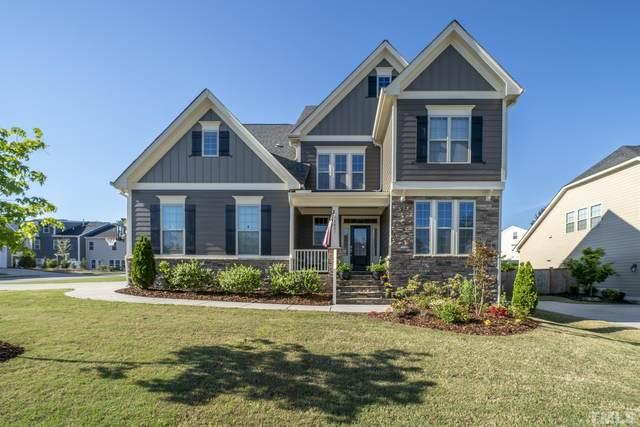2801 Singletary Lake Cove, Apex, NC 27502 (#2409147) :: Dogwood Properties