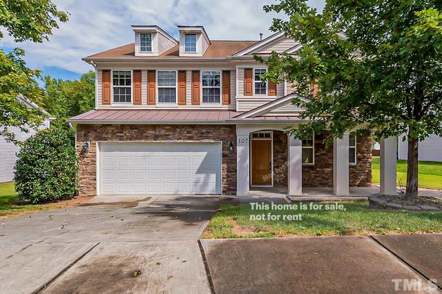107 English Ivy Drive, Durham, NC 27703 (MLS #2409152) :: The Oceanaire Realty