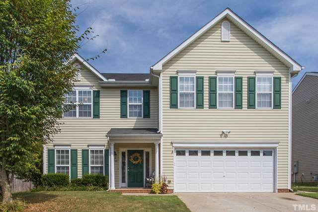 840 Stackhurst Way, Wake Forest, NC 27587 (#2409164) :: Southern Realty Group