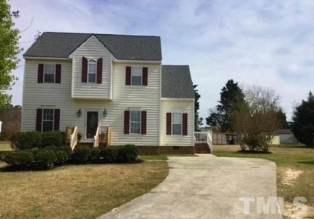 1 Jones Market Square, Wendell, NC 27591 (MLS #2409168) :: On Point Realty