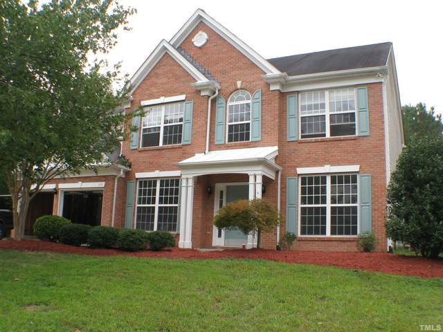 505 Sherwood Forest Place, Cary, NC 27519 (#2409169) :: Triangle Just Listed