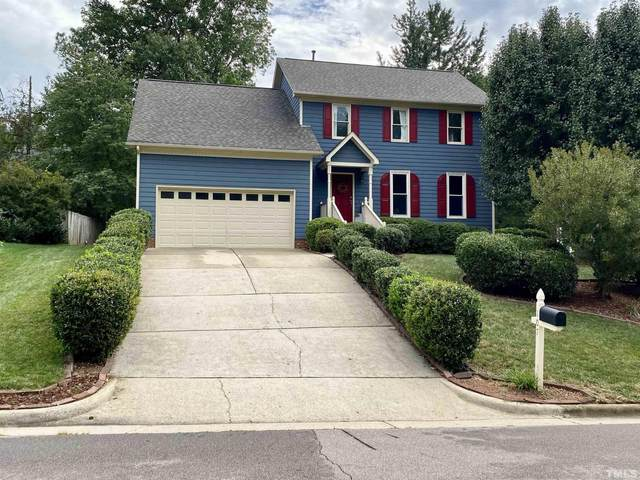 107 Laurel Branch Drive, Cary, NC 27513 (#2409180) :: Marti Hampton Team brokered by eXp Realty