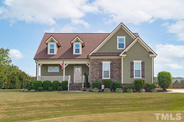 1337 Turner Woods Drive, Raleigh, NC 27603 (#2409188) :: Marti Hampton Team brokered by eXp Realty