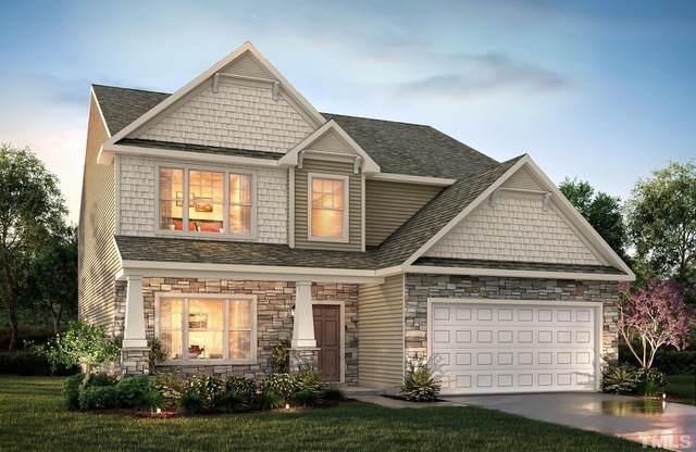 97 Manor Stone Drive #7, Clayton, NC 27527 (#2409192) :: Log Pond Realty