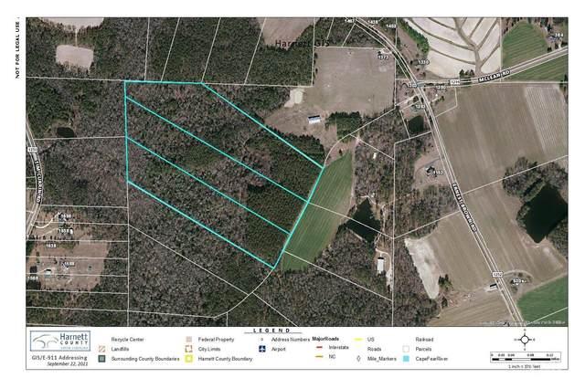 Ernest Brown Road, Lillington, NC 27546 (#2409197) :: The Results Team, LLC