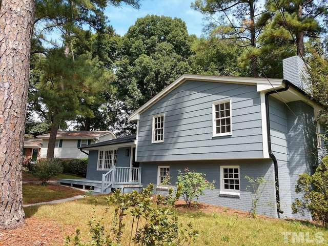 3209 Fairforest Place, Raleigh, NC 27604 (#2409205) :: The Blackwell Group