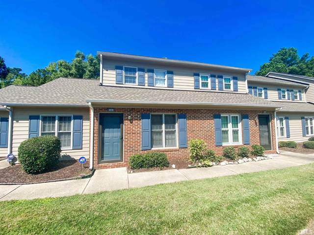 2515 Hitchcock Drive, Durham, NC 27705 (MLS #2409208) :: The Oceanaire Realty