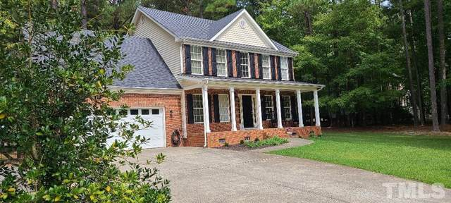 360 Longwood Drive, Youngsville, NC 27596 (#2409216) :: Southern Realty Group