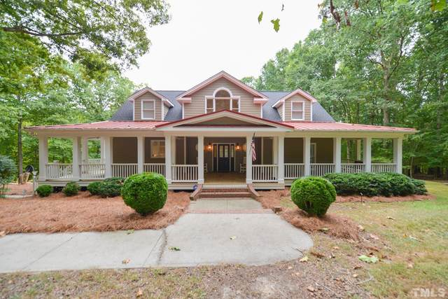 2005 Riverview Drive, Clayton, NC 27527 (#2409237) :: Marti Hampton Team brokered by eXp Realty
