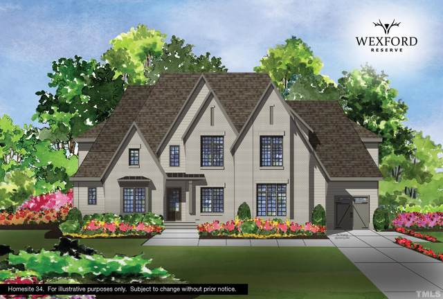 2940 Wexford Pond Way, Wake Forest, NC 27587 (#2409255) :: The Helbert Team