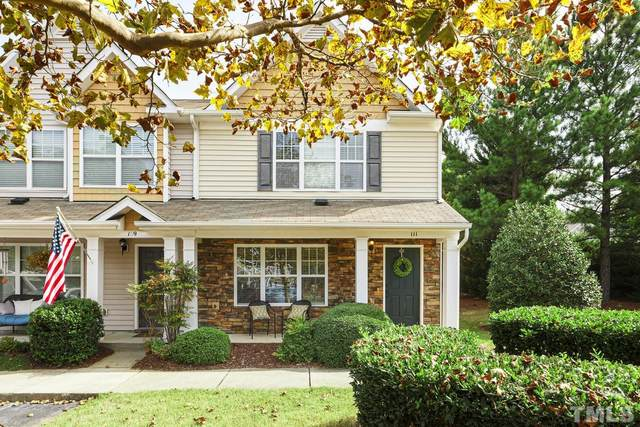 111 Shelter Haven Drive, Apex, NC 27502 (#2409256) :: Spotlight Realty