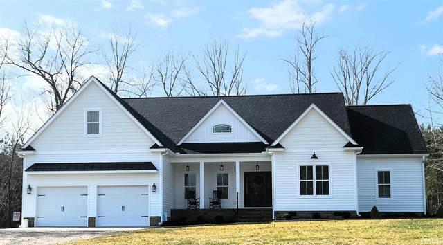 5878 Harvest Ridge Drive, Red Oak, NC 27686 (#2409260) :: Scott Korbin Team