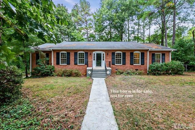 1401 Wildwood Drive, Chapel Hill, NC 27517 (#2409273) :: Scott Korbin Team