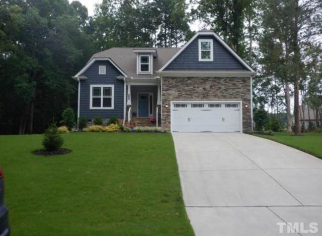 314 Laurel Oaks Drive, Youngsville, NC 27596 (#2409292) :: Raleigh Cary Realty