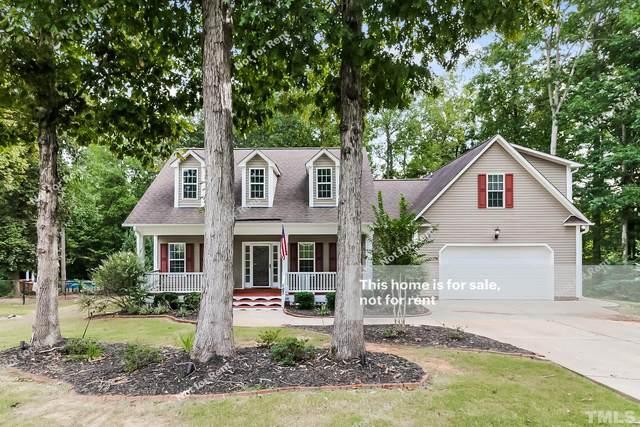 163 Fountain Drive, Clayton, NC 27520 (#2409313) :: Scott Korbin Team