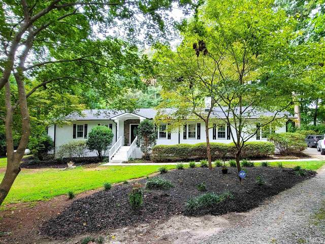 115 Brookridge Drive, Cary, NC 27518 (#2409341) :: Spotlight Realty