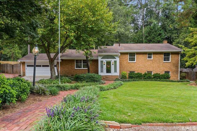 4113 Huckleberry Drive, Raleigh, NC 27612 (#2409408) :: Choice Residential Real Estate