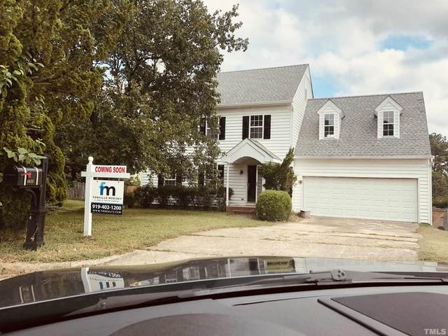 4613 Richland Pointe Drive, Raleigh, NC 27616 (#2409422) :: Spotlight Realty
