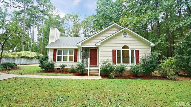 2104 Whispering Pines Road, Clayton, NC 27520 (#2409426) :: Scott Korbin Team