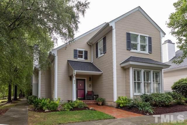 24 Yancey, Pittsboro, NC 27312 (#2409458) :: Triangle Top Choice Realty, LLC