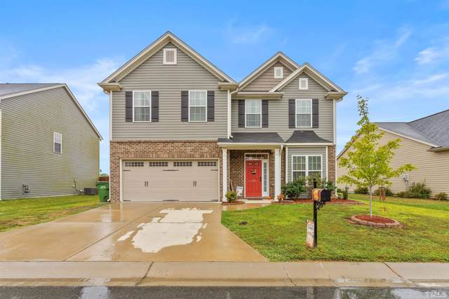 125 Claystone Drive, Gibsonville, NC 27249 (#2409466) :: Raleigh Cary Realty
