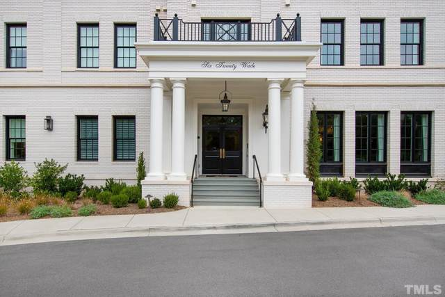 620 Wade Avenue #205, Raleigh, NC 27605 (#2409486) :: The Blackwell Group