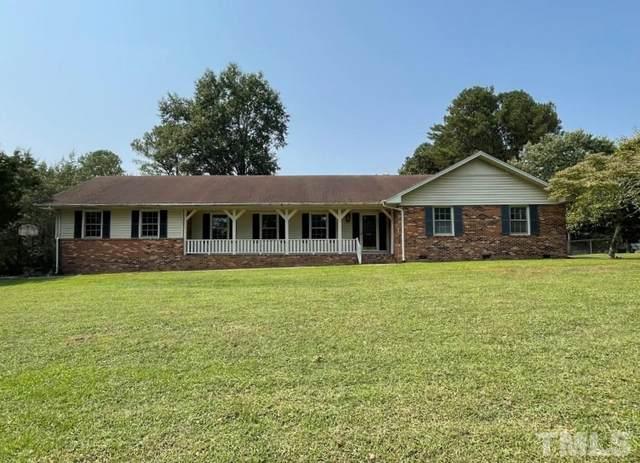 3701 Willow Creek Drive, Raleigh, NC 27604 (#2409505) :: Steve Gunter Team