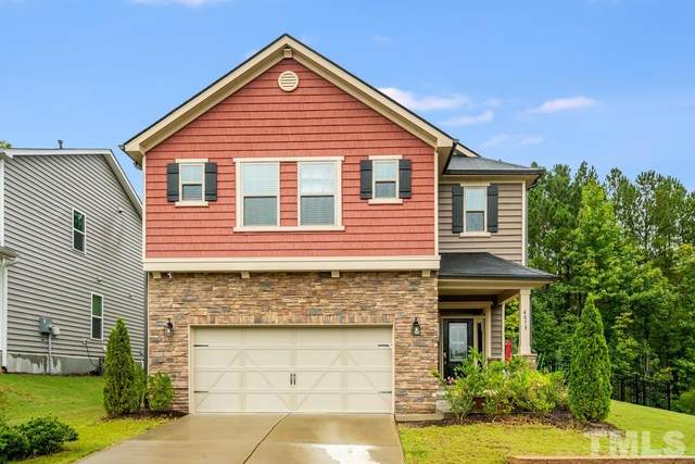 4073 Reunion Creek Parkway, Apex, NC 27539 (#2409516) :: The Blackwell Group
