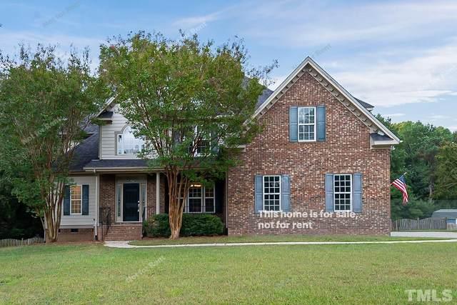 1216 Grissom Farm Road, Garner, NC 27529 (#2409518) :: The Blackwell Group