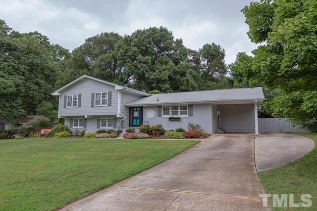 2509 Catalina Court, Raleigh, NC 27607 (#2409529) :: Steve Gunter Team