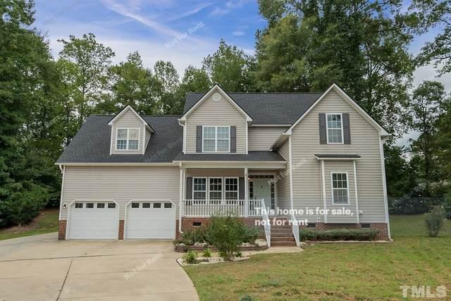 72 Speight Lane, Garner, NC 27529 (#2409532) :: The Blackwell Group