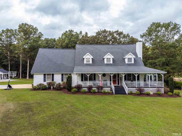 116 Dogwood Drive, Kenly, NC 27542 (#2409540) :: The Blackwell Group