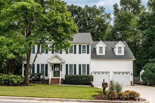 100 Arlington Ridge, Cary, NC 27513 (#2409541) :: The Blackwell Group