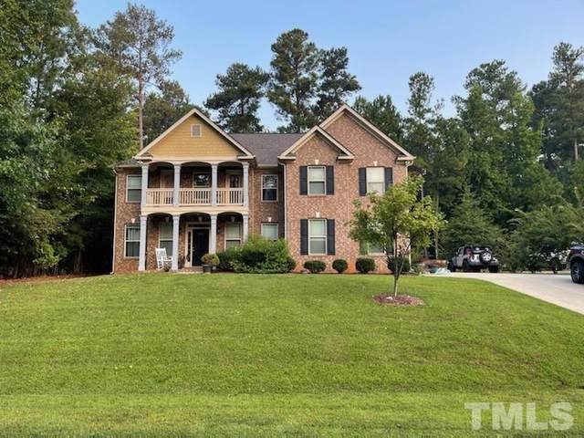 301 Blue Heron Drive, Youngsville, NC 27596 (#2409545) :: The Blackwell Group