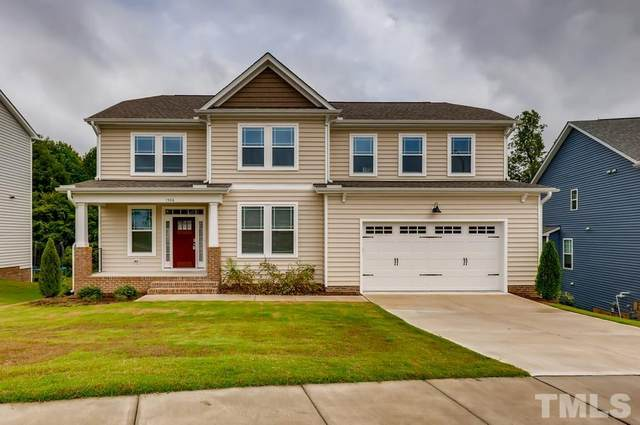 1506 Sunny Days Drive, Knightdale, NC 27545 (#2409557) :: The Blackwell Group